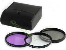 Lens Filter Kit CPL ND UV FOR Canon EF-S 17-85mm IS USM