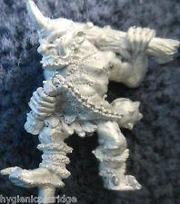 1986 GIGANTE Ogre Berserker C23 WARHAMMER ESERCITO REGNI ogryn Games Workshop ogor