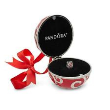 NEW! Authentic Pandora Black Friday 2017 Rockettes Charm and Ornament Gift Set