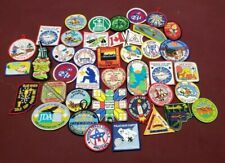 Boy Scout Beautiful Patch Lot