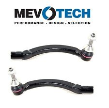 For Volvo S60 S80 V70 Pair Set of 2 Front Left & Right Outer Tie Rod Ends