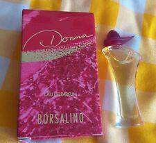 BORSALINO Donna Miniature 1995 edp 4,5ml 0,15floz 80% vol full + box  (p417)