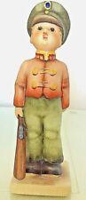 "Goebel Hummel Figurine Soldier Boy 332/0 6"" Tkm 6 The Missing Bee"