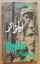 SIGNED- DIRK ALVERMANN - ALGERIEN - 1960 1ST EDITION - PARR VOL 3 SELECTION FINE