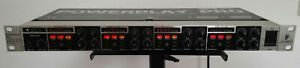 BEHRINGER POWERPLAY PRO HA4600, 4-fach Kopfhörerverstärker gut erhalten Topsound