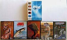 The Best of Discovery Channel V1 DVD Set Jaws Tiger Dinosaur Nefertiti Chopper