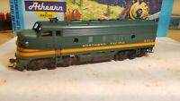 Athearn Northern Pacific F7 A super powered locomotive train engine HO