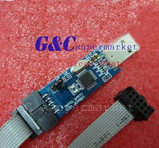 LC-01 USB ISP Programmer for ATMEL AVR ( 51 ATMega ATTiny ) NEW GOOD QUALITY M17