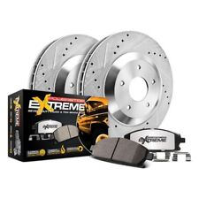 For Ford F-150 94-96 Brake Kit Power Stop 1-Click Extreme Z36 Truck & Tow