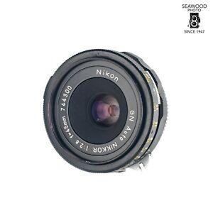 Nikon Nikkor GN 45mm f/2.8