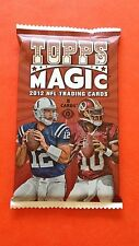 2012 Topps Magic Football HOBBY Pack Andrew Luck AUTO? Factory Sealed NEW