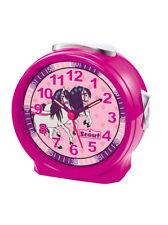Scout Caballo - Despertador para niñas 280001071 Análogo Alarma