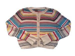 Ladies And Women Next Knitted Cardigan UK 16