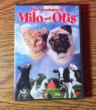 The Adventures Of Milo And Otis Movie On DVD, Pre-owned