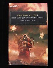Mechanicum - le Grand Guerre de Frère 09 Graham Mcneill (2011, Livre Poche)