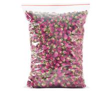 Chinese Flower Red Rose Bud Tea,Aroma Dry flowers, Floral Herbal Blooming Tea
