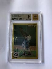 1994-95 UD Collector's Choice Gold #23 Michael Jordan BGS 9/ 10.
