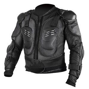 Motocross Dirt bike ATV Racing Full Body Armor Protective Gear Jacket Youth Kids
