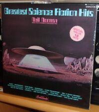Greatest Science Fiction Hits Alien, Star Wars, Star Trek, Godzilla Sealed Lp