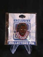 Pro Wrestling Crate EXCLUSIVE Booker T Collectors Pin WWF WWE NXT AEW WCW ECW