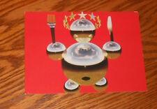 Massive Attack Postcard 1995 Promo 6x4.5 RARE