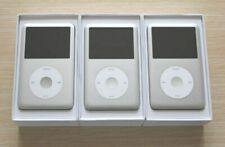 New Apple iPod Classic 7th Generation 160GB Black Silver Mp3 Player Sealed