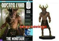 DOCTOR WHO EAGLEMOSS - SPECIAL ISSUE - THE MINOTAUR - BOXED FIGURE & MAGAZINE