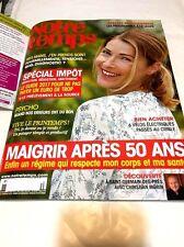 NOTRE-TEMPS n° 569 MAI 2017**MAIGRIR après 50 ans*SPÉCIAL IMPÔTS*SOINS des MAINS