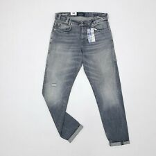 Scotch & Soda Slouch Jeans W30/L34 Grey Once In A Blauw Moon Made in Italy BNWT