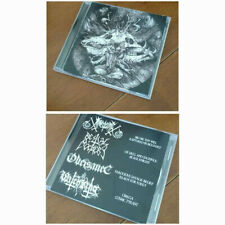 Manticore / Bestial Mockery / Obeisance / Witch King – Unholy Ancient War CD