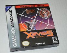 Xevious Classic NES Series (Nintendo Game Boy Advance, 2004)