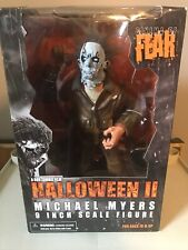 "Halloween II Michael Myers 9"" Scale Figure Rob Zombie Cinema Of Fear"