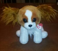 Ty Classics Collection Barks Dog Plush Stuffed Animal Toy