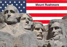 BG13827 mount rushmore national memorial black hills south dakota  usa