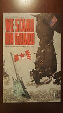 WE STAND ON GUARD 1 IMAGE COMICS 1st Print Vaughn Steve Skroce NM OR BETTER COND