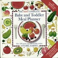 The new complete baby and toddler meal planner - Annabel Karm - 451805 - 2221322