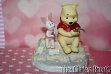 Precious Moments Winnie The Pooh I Love Catching Up With You Figurine #134702