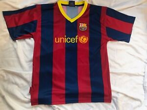 Maillot Barcelone Messi XS