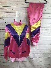 "Temptress Gloves Hot Pink Elbow Length Evening Gloves 18/"" Ladies Gloves 29763"