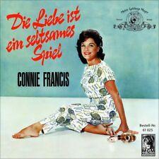 """7"""" CONNIE FRANCIS Die Liebe ist ein seltsames Spiel (Everybody's Somebodys Fool)"""