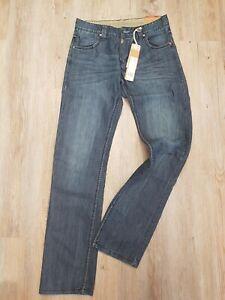 "TIMEZONE  Jeans   EDUARDO  Sommerdenim blue scratched used  ""NEU""  Gr. W31 / L34"