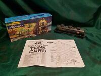 Athearn HO Trains Koppers Three Dome Tank Car 1506