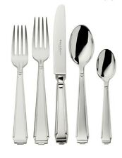 Robbe and Berking ART DECO sterling silver silver flatware 5 PPS -reg. $1243