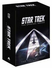 Star Trek: Serie Classica - Stagioni 1/3 - Cofanetto 22 Dvd - Nuovo Sigillato