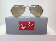 RayBan AVIATOR 3025 001/3K - 58