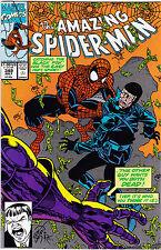 :  Amazing Spider-Man #349 VF Larsen VF UNREAD BX7-3D