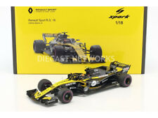 Spark RENAULT SPORT F1 RS18 AUSTRALIA GP 2018 Sainz #55 1/18 Scale New In Stock!