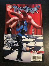 Mystique#21 Awesome Condition 8.0(2005) Mayhew Cover!!