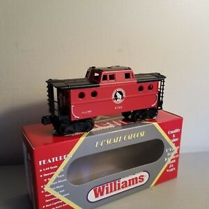 WILLIAMS #CAB111 Great Northern N5C Caboose<++++>BRAND NEW<++++>OB<++++>