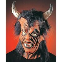 Devil Halloween Horror Kostüm Herren Karneval Höllen Fürst Teufel Dämon